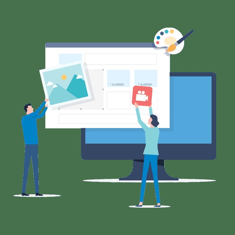 E-expansion-presentatieplan
