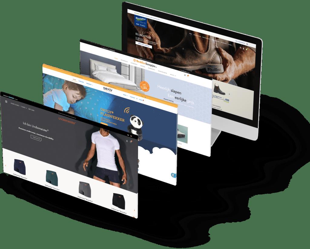 E-expansion portfolio websites